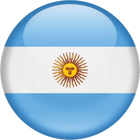 Country Flag of Argentina