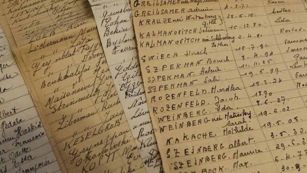 Holocaust paper