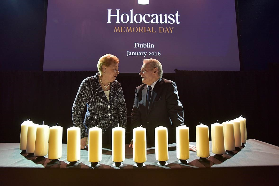 Why is the holocaust memorial day