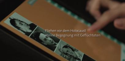 App: Fleeing the Holocaust. My encounter with refugees