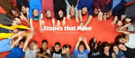 Image: Stories that Move. Toolbox against discrimination