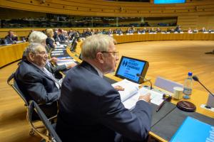 Luxembourg City Plenary meeting in December 2019