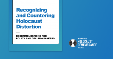 Recognising and Countering Holocaust Distortion