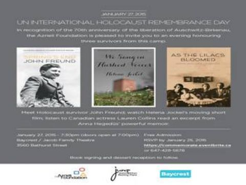 Holocaust remembrance day essay contest