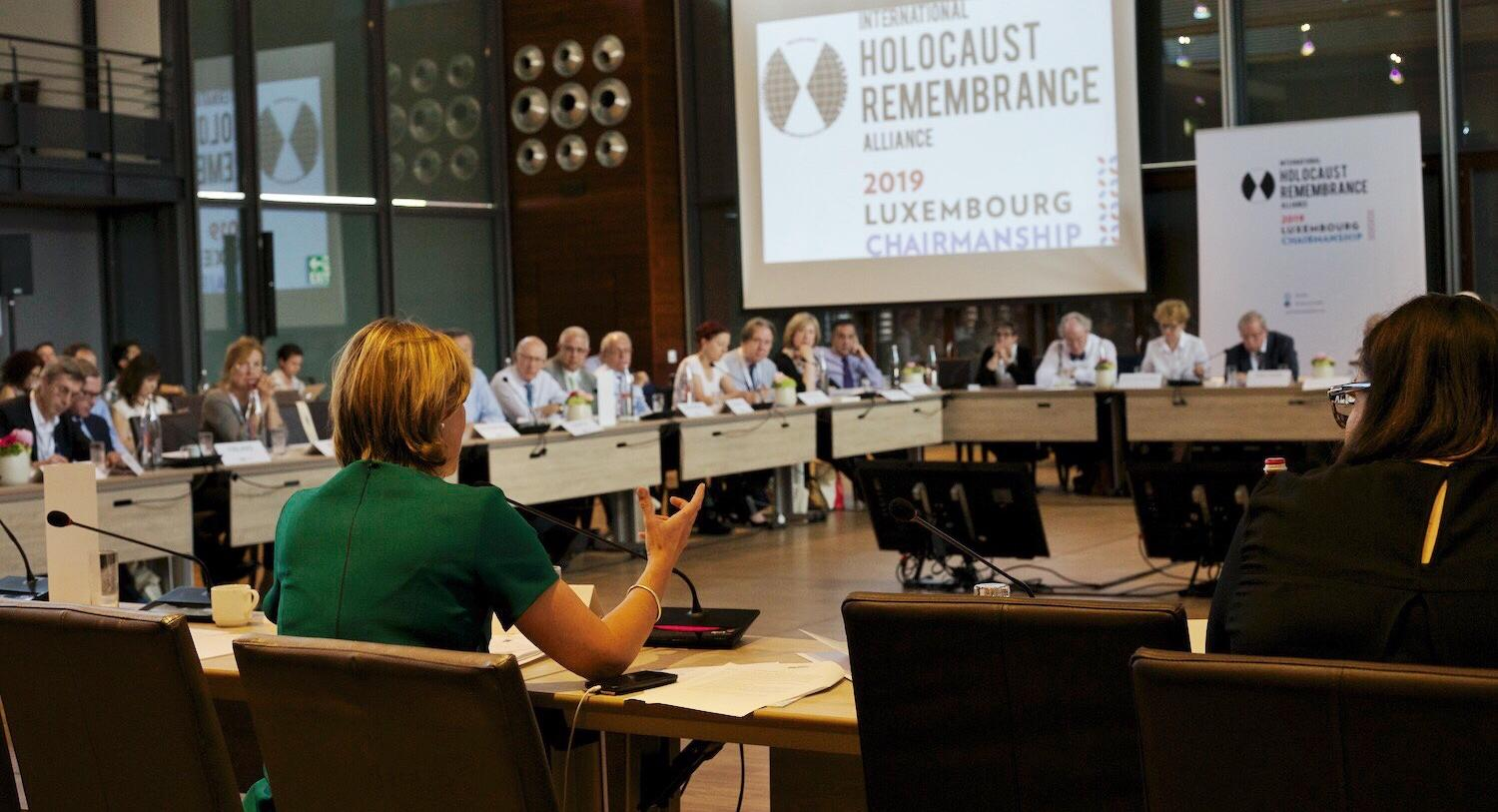 IHRA meetings in Mondorf-les-Bains successfully concluded