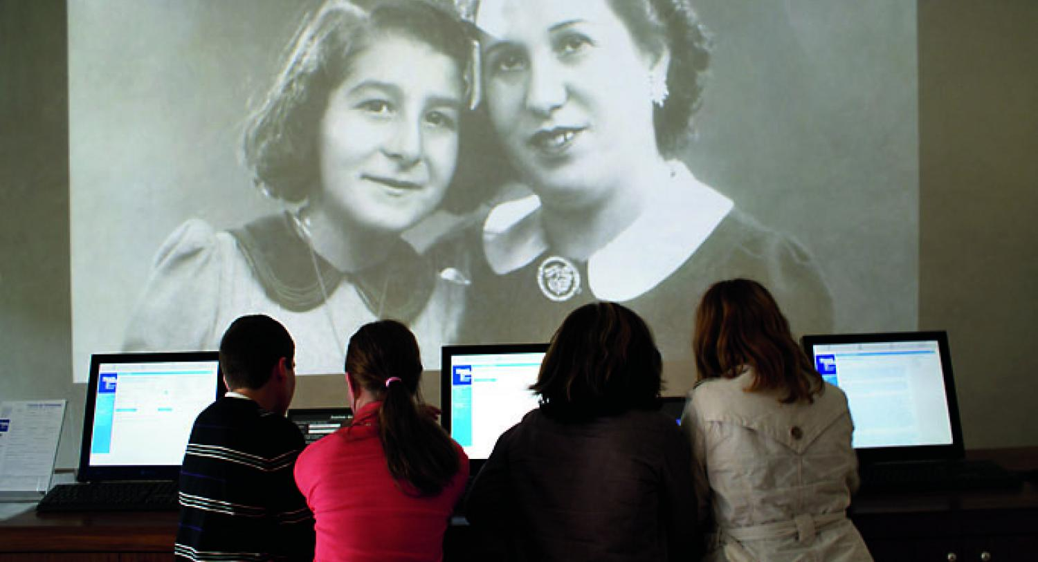 Educational resources for digital teaching and learning about the Holocaust